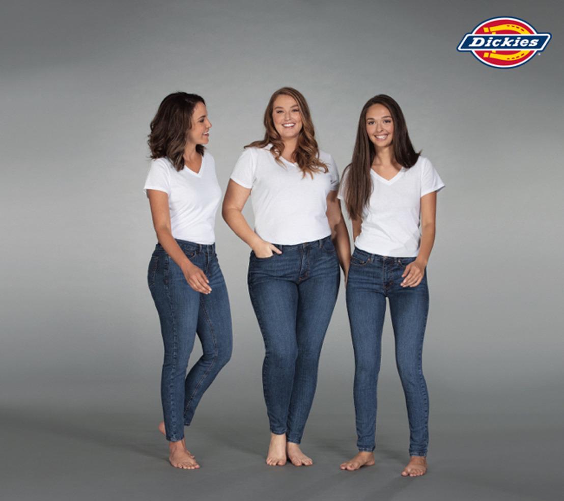 Dickies Las Mujeres Llevan Los Pantalones