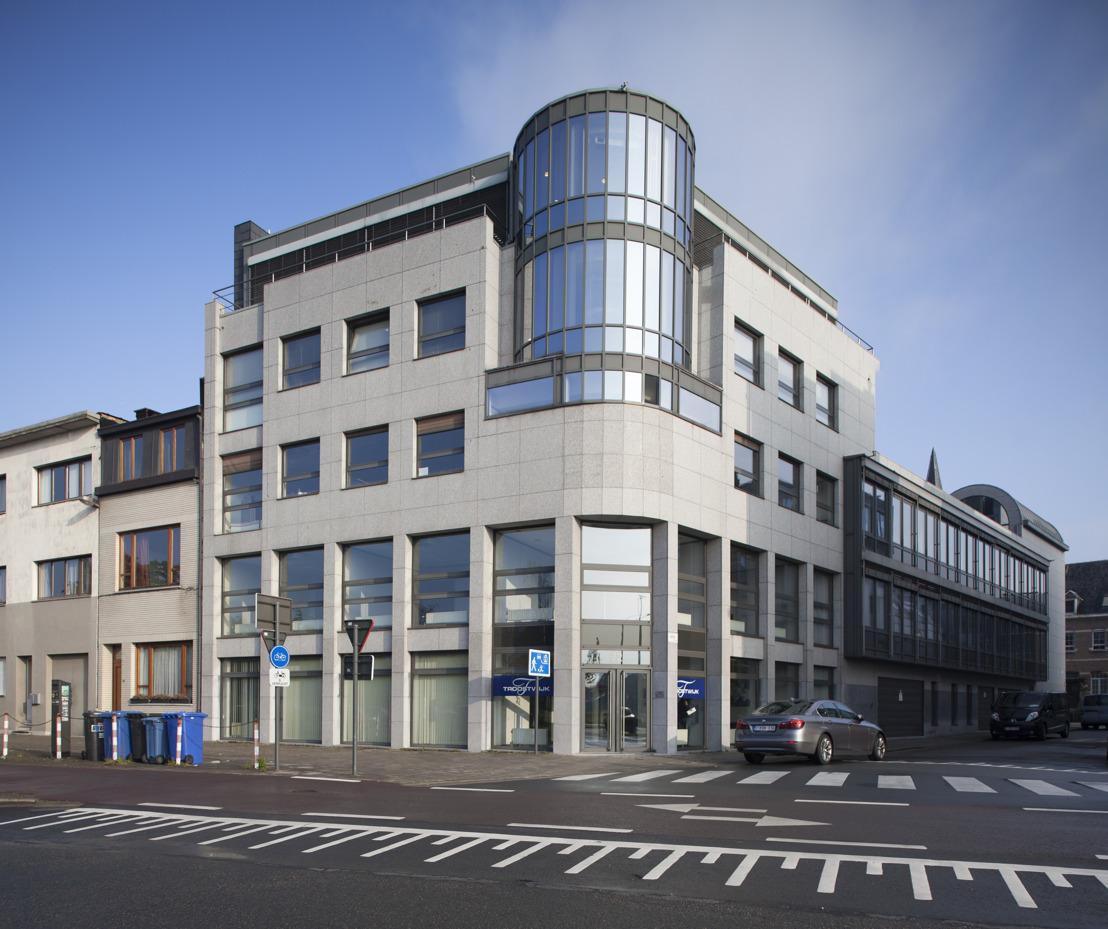 Troostwijk nominee voor Trends Gazellen in Antwerpen