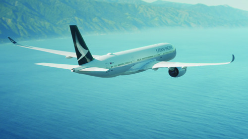 Cathay Pacific triples your efforts to combat climate change