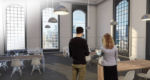 REYNAERS' AVALON VIRTUAL REALITY ROOM INTRODUCES A NEW ERA IN ARCHITECTURAL DESIGN