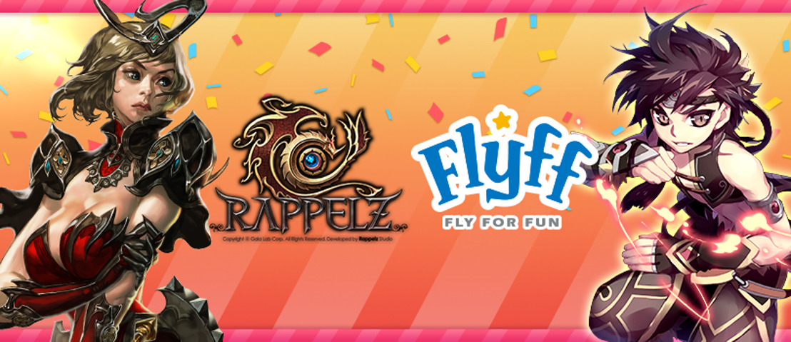 Epic Bora Coin Giveaway Across MMOs Rappelz & Flyff