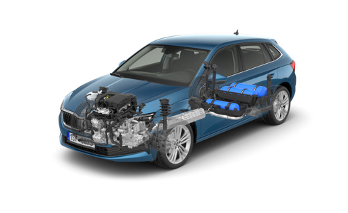 Eco-friendlier, affordable, and available today: CNG powertrains in the ŠKODA G-TEC models