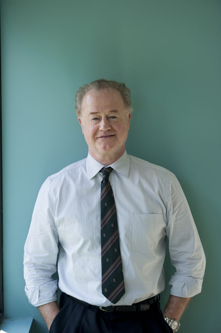 Owen Teale as Prof Chad Berger