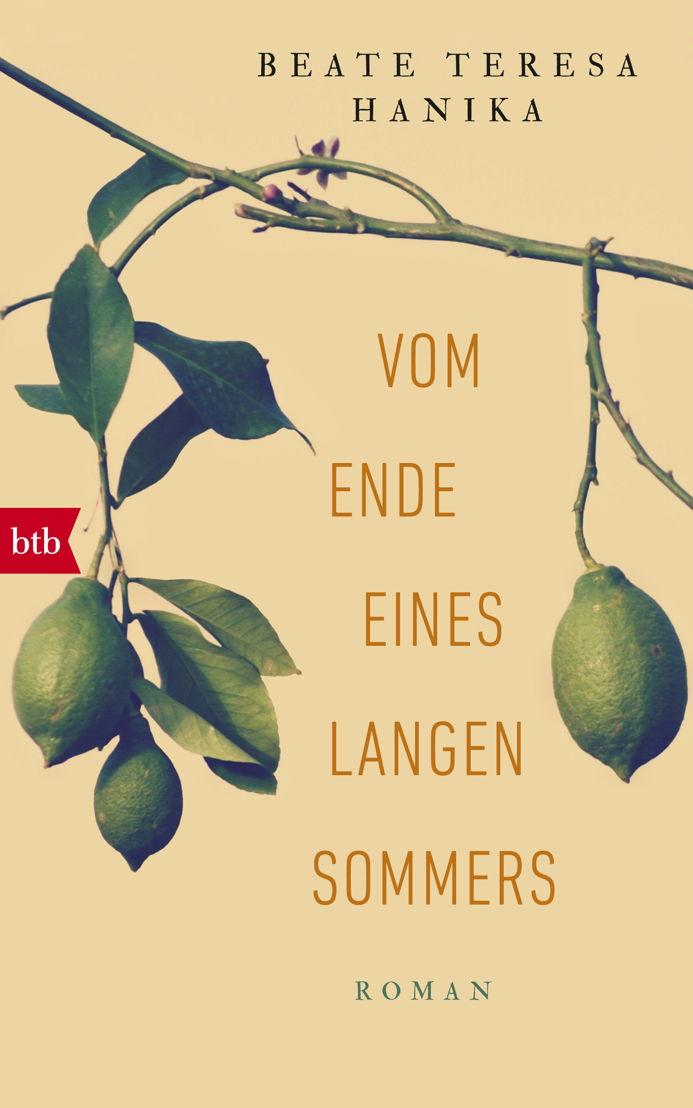 """""""Vom Ende eines Sommers"""" ist Hanikas zweiter Roman für Erwachsene. Copyright: btb"""