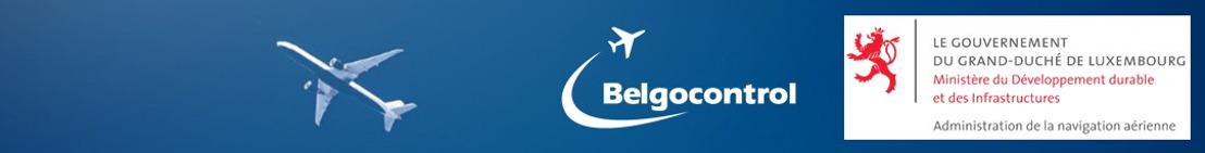 Belgocontrol en ANA Lux breiden samenwerking verder uit