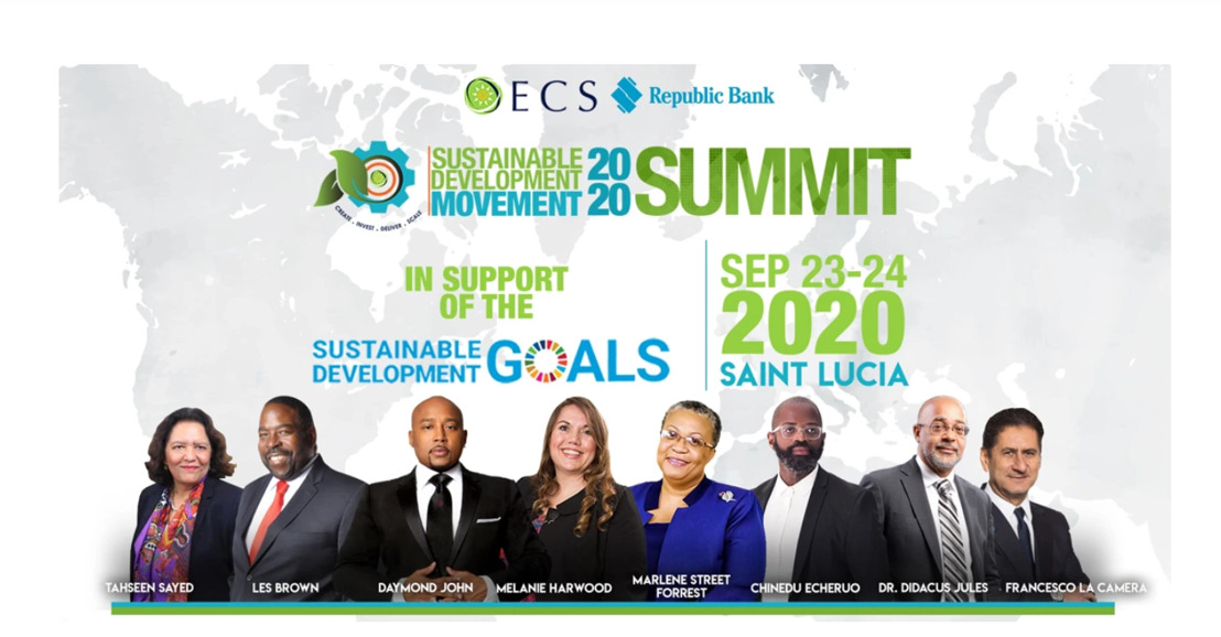 Inaugural OECS Sustainable Development Movement Surpasses Industry Standard for Virtual Events