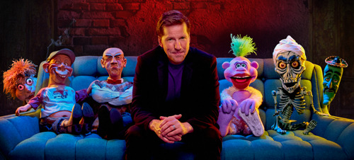 Jeff Dunham is coming to Sportpaleis in October