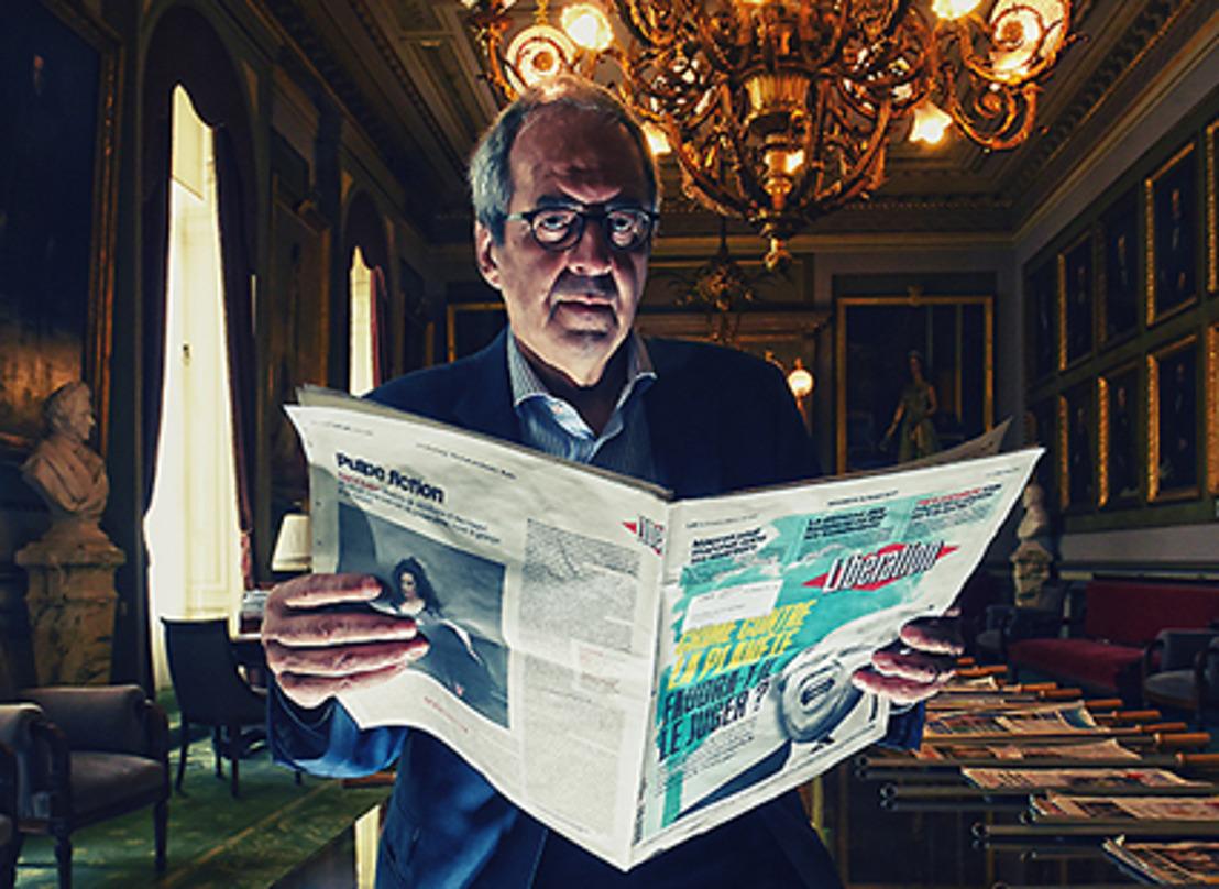 Voorzitter Dirk Van der Maelen stelt alternatief eindrapport Afkoopwet voor