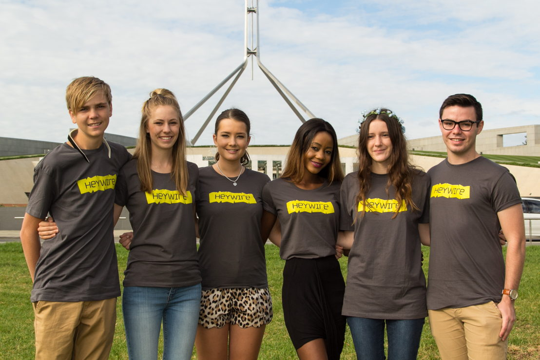 The Magnify Mentoring HEYWIRE team