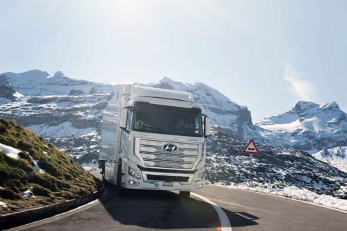 L'électromobilité à hydrogène fonctionne à merveille en Suisse