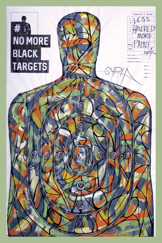 NO MORE BLACK TARGETS