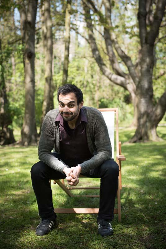 Kamal Kharmach <br/>1000 zonnen (c) VRT