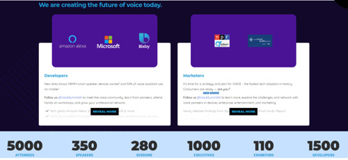 How Voice is Changing Marketing & Tech
