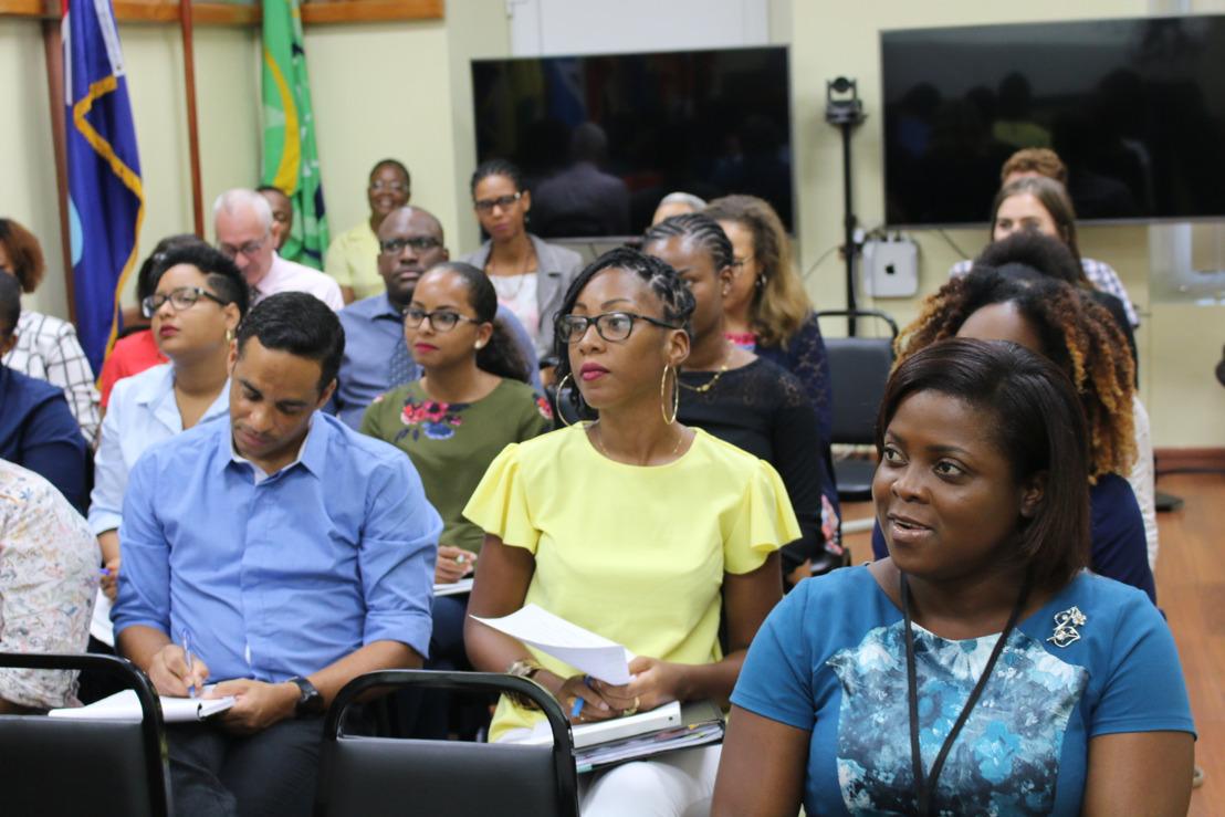 De futurs professeurs de Martinique en programme d'échange à Sainte-Lucie