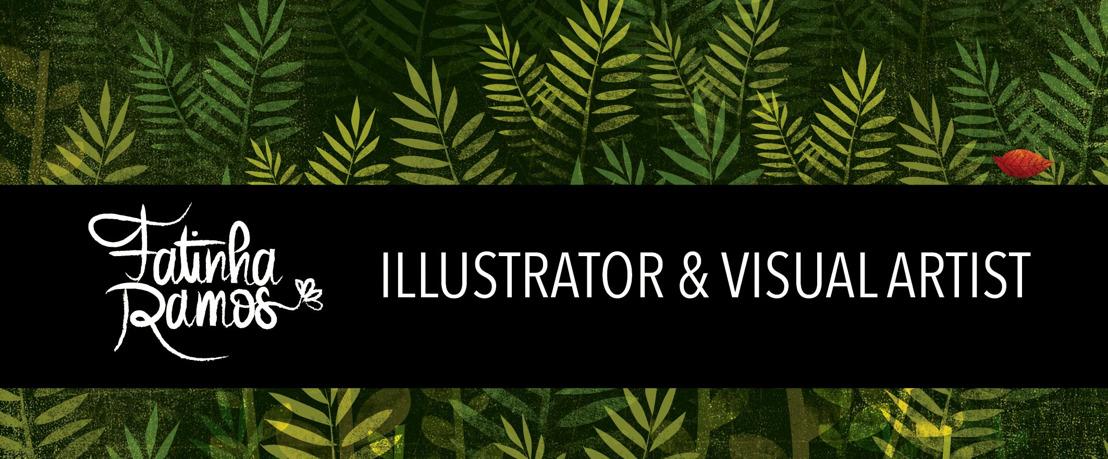 Fatinha Ramos gekroond tot algemene 'professional' winnaar prestigieuze World Illustration Awards