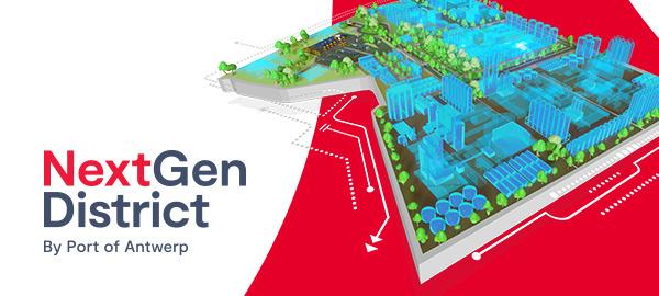 Preview: Les premiers candidats pour le NextGen District du port d'Anvers sont connus