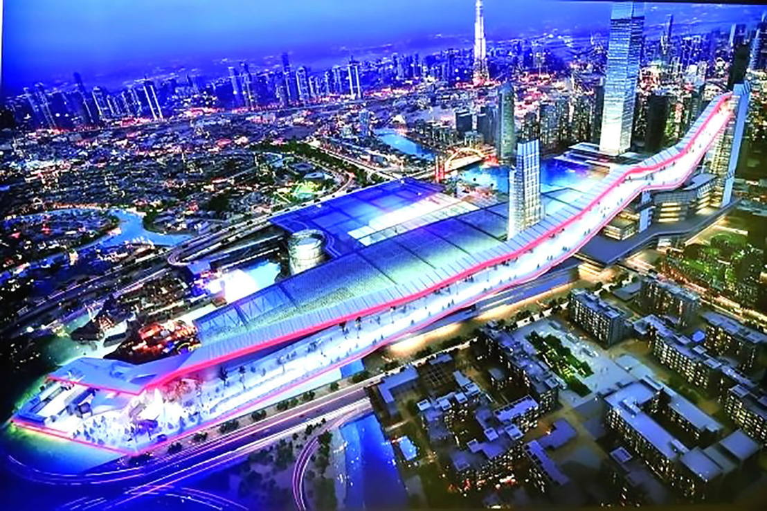 The Meydan Mall One Project