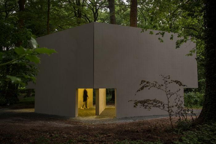 Preview: Middelheimmuseum verwerft topwerk <br>van Bruce Nauman