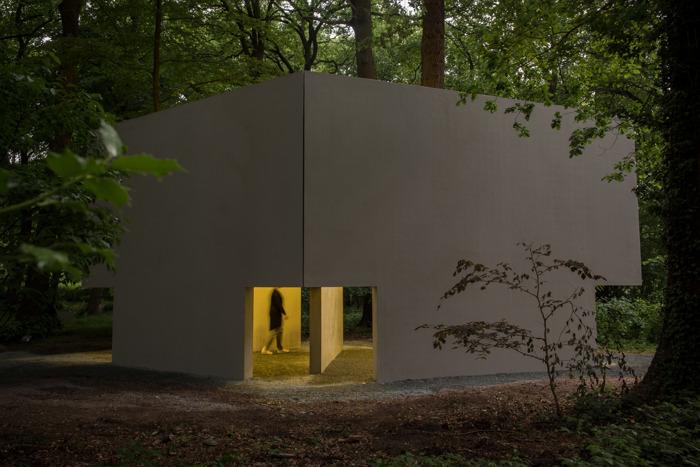 Middelheim Museum Antwerp acquires a Bruce Nauman masterpiece