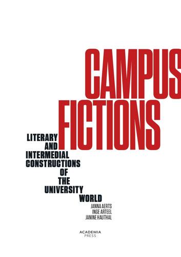 VUB professors write about campus literature