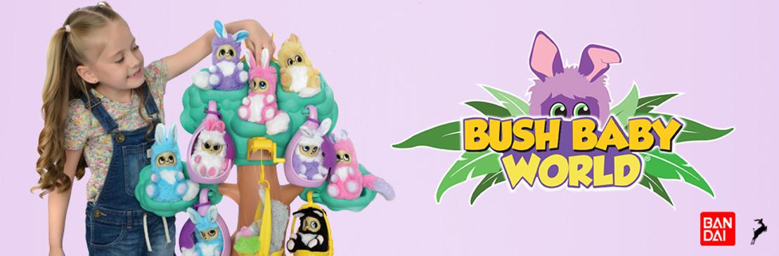El mundo de Bush Baby World, llega para llenar de diversión a los niños de todo México