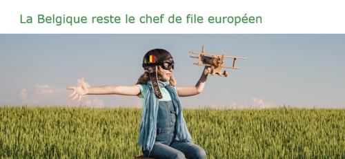 Bilan 2017 de Fost Plus: Les Belges, champions d'Europe du recyclage, avancent encore dans l'économie circulaire