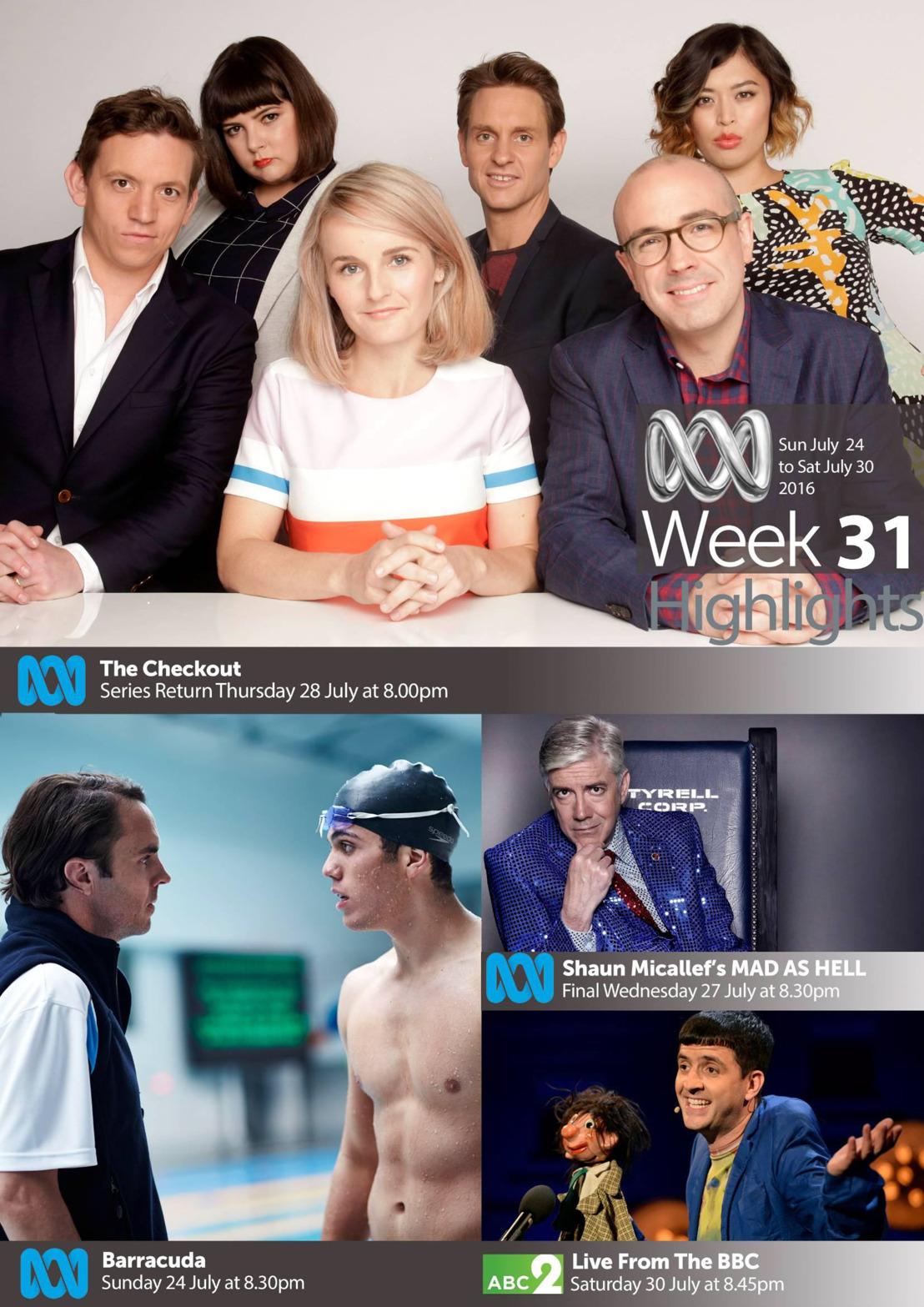 ABC Program Highlights - Week 31