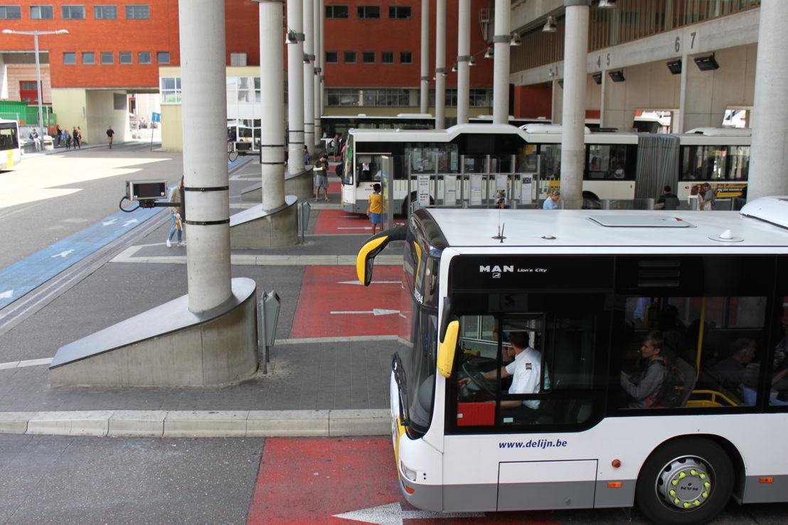 Busstation Leuven