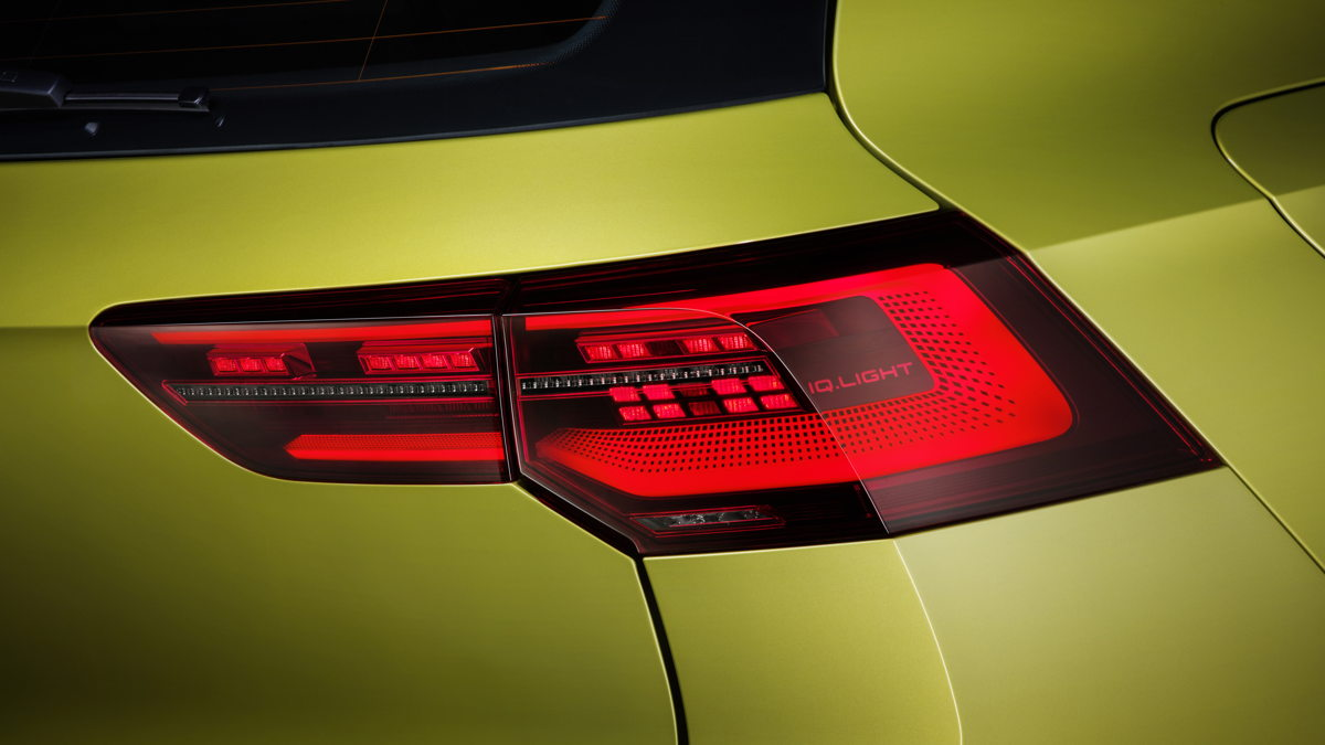 VW Golf 8 IQ.Light