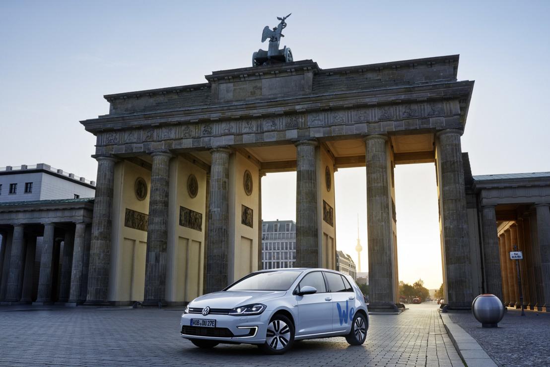 'We share': iniciativa de movilidad eléctrica con autos compartidos
