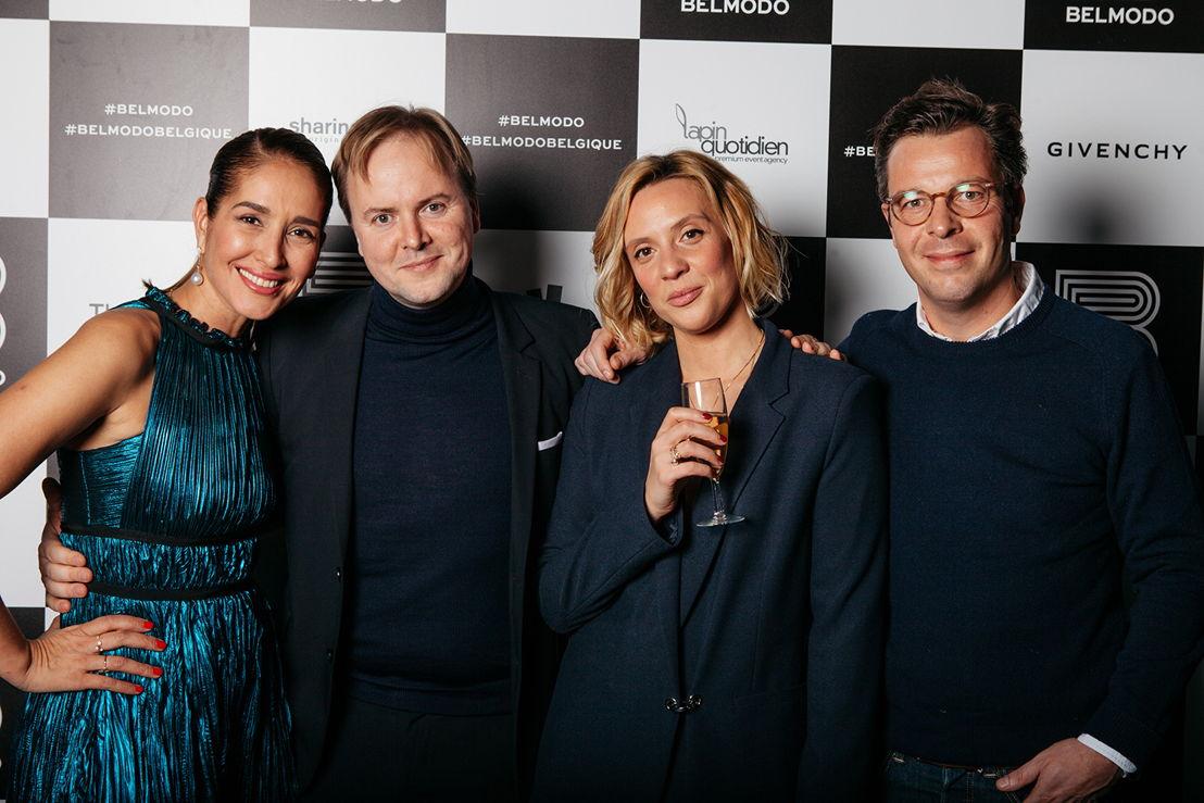 Tiany Kiriloff - Kristof Lamberigts - Elsa Fralon - Steven Borgerhoff