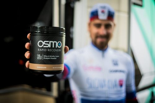 "The ""Golden Window"" To Rapid Muscle Recovery: OSMO Nutrition Introduces Rapid Recovery Drink Mix"