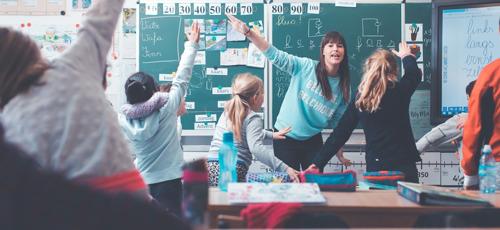 Studenten Odisee Brussel ondersteunen leerkrachten bij heropstart