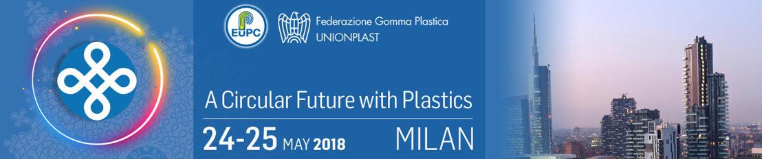 "EuPC and Unionplast present ""A Circular Future with Plastics"""