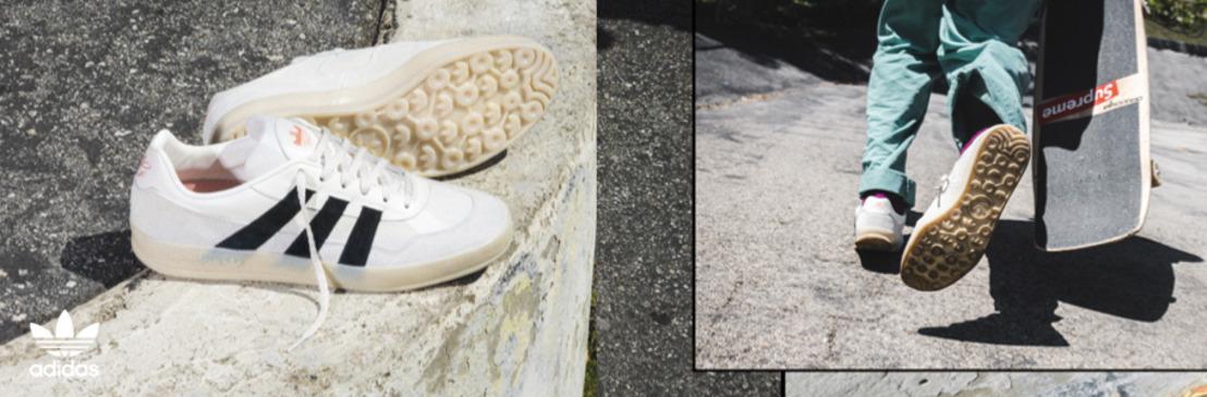 adidas Skateboarding conmemora el momento histórico en el que Mark Gonzales logró el icónico ollie en Wallenberg con el nuevo modelo Aloha Super