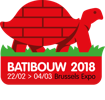 BATIBOUW 2018 press room Logo