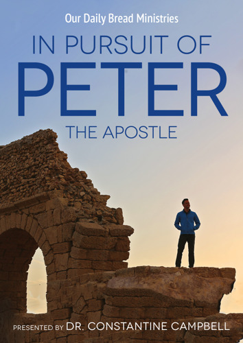 """Faith-Based Docu-Series """"In Pursuit of Peter"""" Explores the Life and Times of the Apostle"""