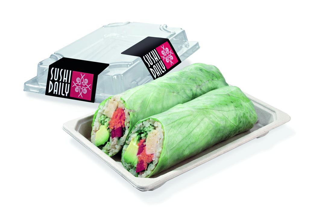Verde Genmaï Végétarien/Tamago