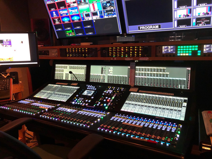 WHDH Boston Upgrades its Broadcast Operations with Solid State Logic System T