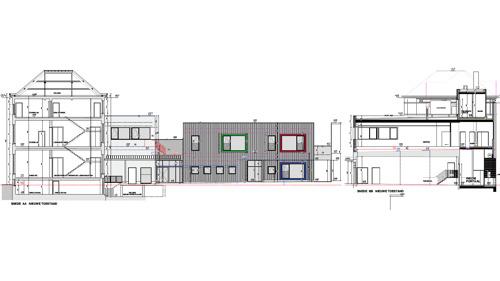 Financement de la rénovation de l'école primaire Imelda à Molenbeek