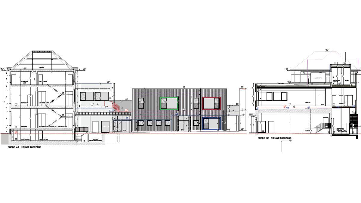 afbeelding Catherine De Bie Architecten