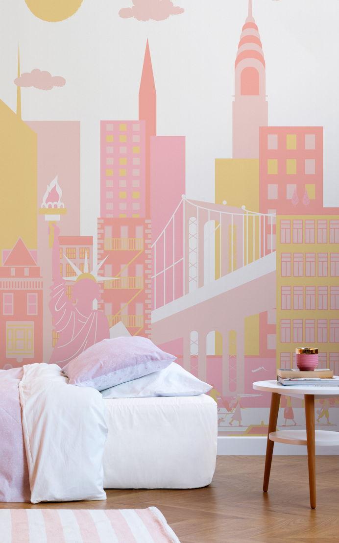 New York (Pink)