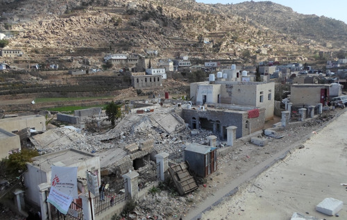 Yemen: No true accountability three years after bombing of MSF-supported hospital