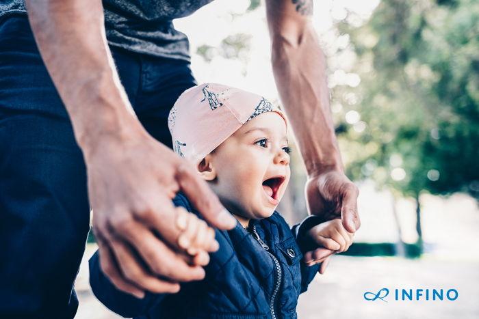 Preview: Les caisses d'allocations familiales de Securex et d'Acerta lancent Infino, le partenaire des familles
