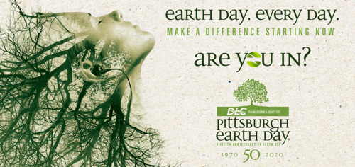 Duquesne Light Partnering with Pittsburgh Earth Day to Celebrate Halfway to Earth Day