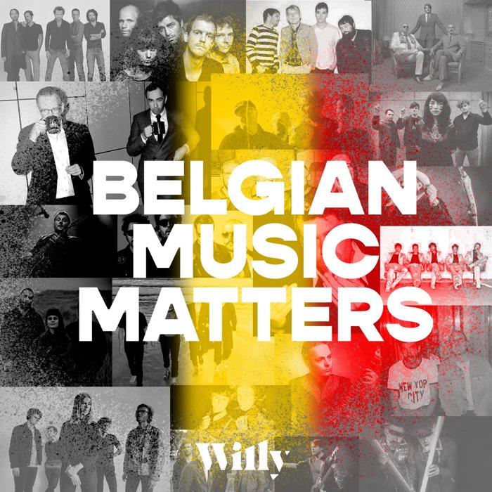 Preview: Radiozender Willy staat op woensdag 1 april in het teken van 'Belgian Music Matters'