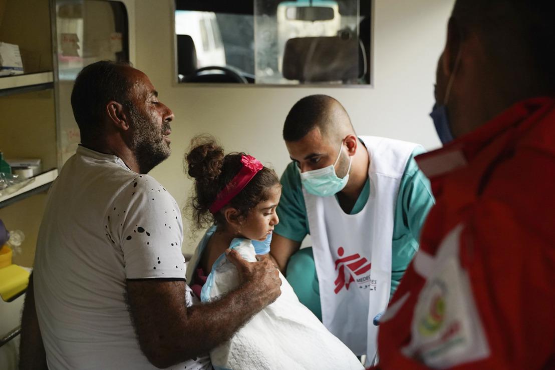 Líbano: materiales para medios