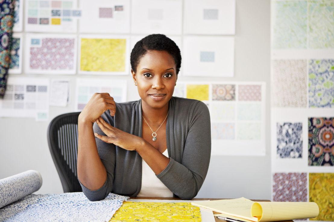 Young Female Entrepreneur