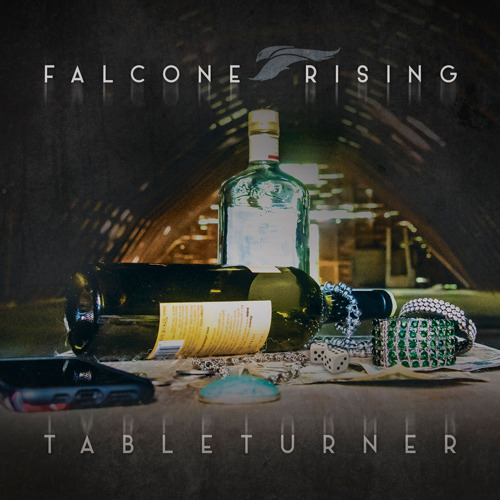 FALCONE RISING to Release Sophomore Christian Rock Album 'Tableturner' on February 19