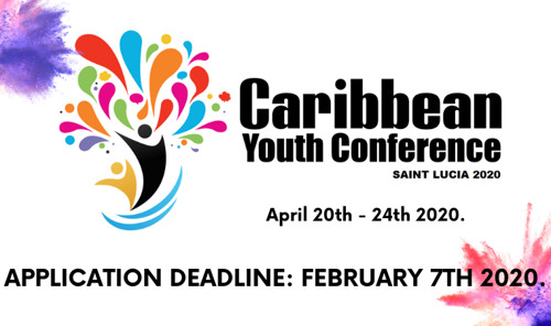 3rd Caribbean Youth Conference set for April 2020 in Saint Lucia